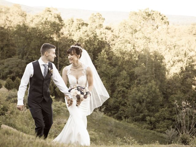 Ben and Kirsten's Wedding in Greenfield, Massachusetts 81