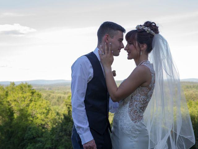 Ben and Kirsten's Wedding in Greenfield, Massachusetts 85