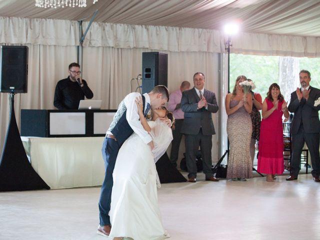 Ben and Kirsten's Wedding in Greenfield, Massachusetts 91