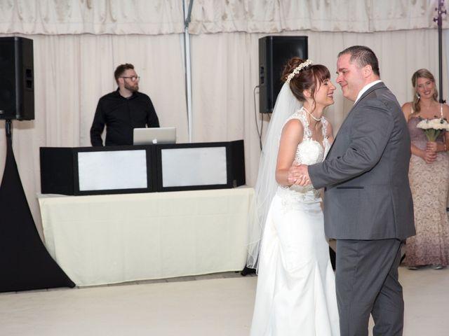 Ben and Kirsten's Wedding in Greenfield, Massachusetts 94