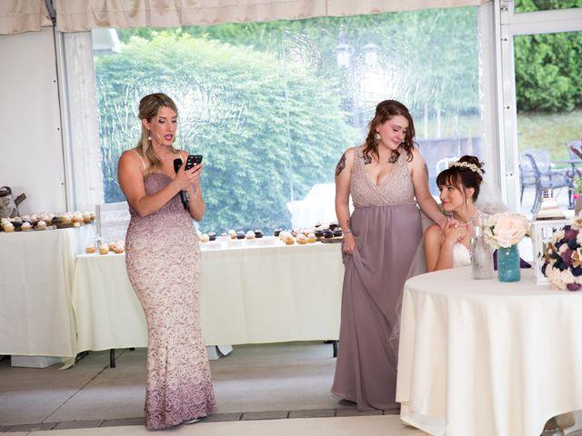 Ben and Kirsten's Wedding in Greenfield, Massachusetts 98