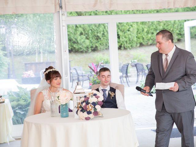 Ben and Kirsten's Wedding in Greenfield, Massachusetts 99