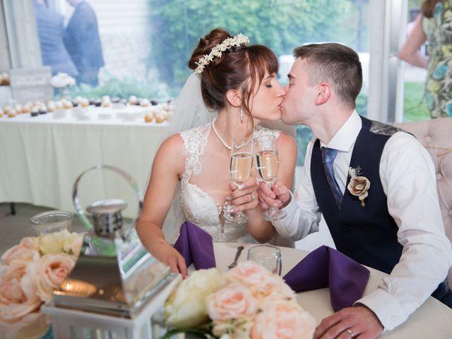 Ben and Kirsten's Wedding in Greenfield, Massachusetts 100