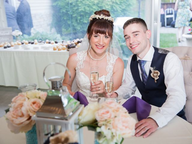 Ben and Kirsten's Wedding in Greenfield, Massachusetts 101