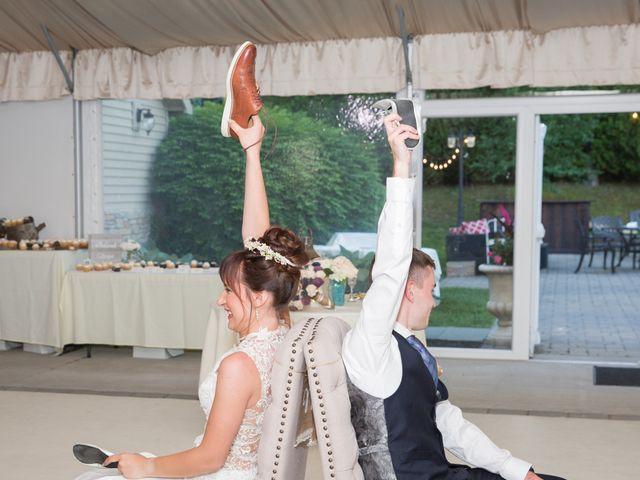 Ben and Kirsten's Wedding in Greenfield, Massachusetts 102