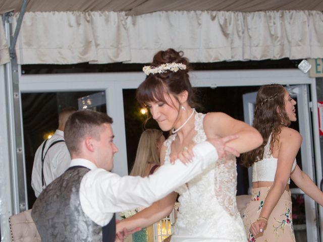 Ben and Kirsten's Wedding in Greenfield, Massachusetts 109