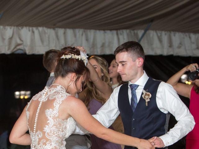 Ben and Kirsten's Wedding in Greenfield, Massachusetts 110