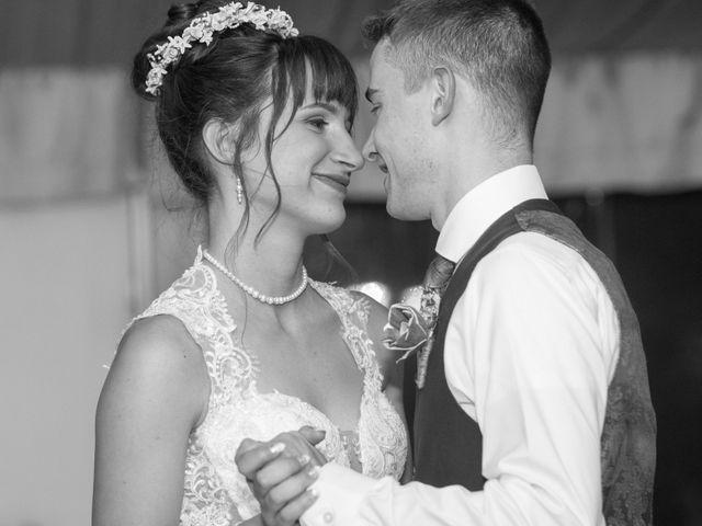 Ben and Kirsten's Wedding in Greenfield, Massachusetts 111