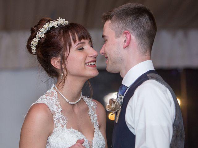 Ben and Kirsten's Wedding in Greenfield, Massachusetts 113