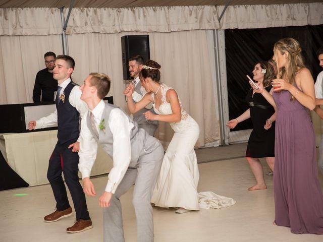 Ben and Kirsten's Wedding in Greenfield, Massachusetts 114
