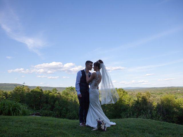 Ben and Kirsten's Wedding in Greenfield, Massachusetts 115