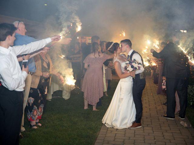 Ben and Kirsten's Wedding in Greenfield, Massachusetts 118