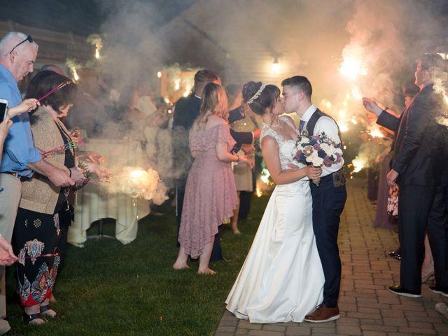 Ben and Kirsten's Wedding in Greenfield, Massachusetts 119