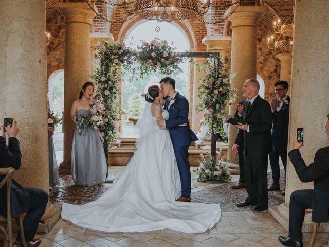 Mario and Maggie's Wedding in Orlando, Florida 28