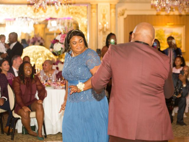 Placide and Ashley's Wedding in West Orange, New Jersey 6