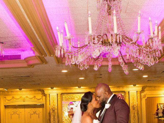 Placide and Ashley's Wedding in West Orange, New Jersey 20