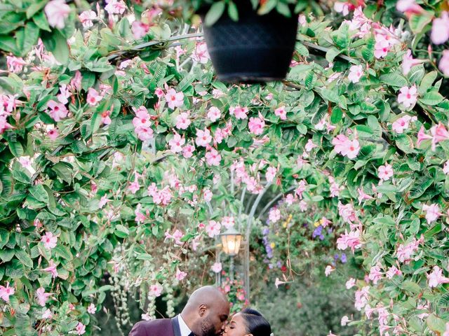Placide and Ashley's Wedding in West Orange, New Jersey 25