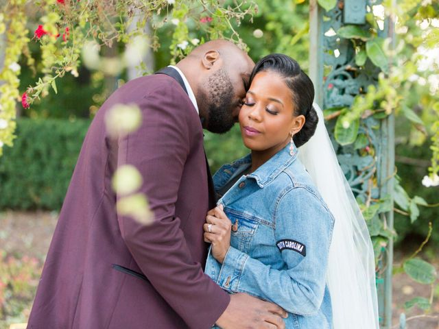 Placide and Ashley's Wedding in West Orange, New Jersey 26