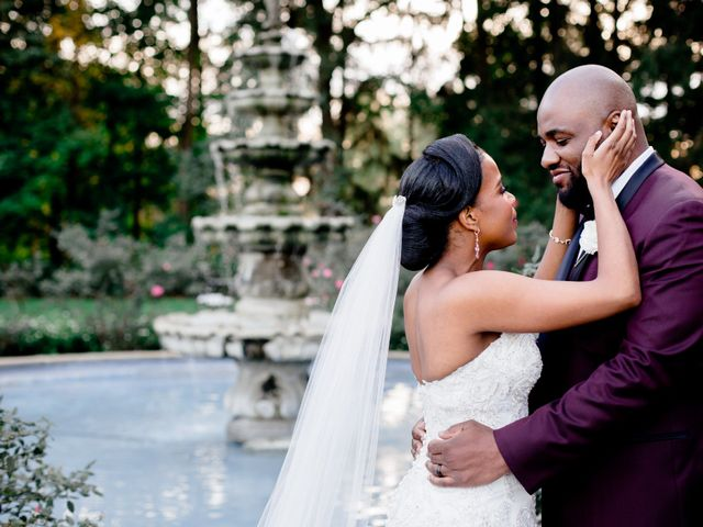 Placide and Ashley's Wedding in West Orange, New Jersey 33