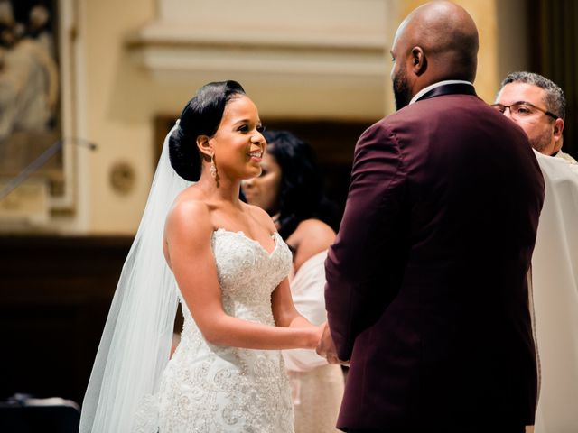 Placide and Ashley's Wedding in West Orange, New Jersey 47