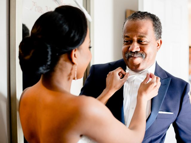 Placide and Ashley's Wedding in West Orange, New Jersey 51