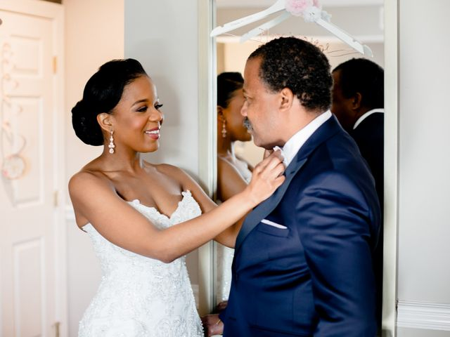 Placide and Ashley's Wedding in West Orange, New Jersey 52