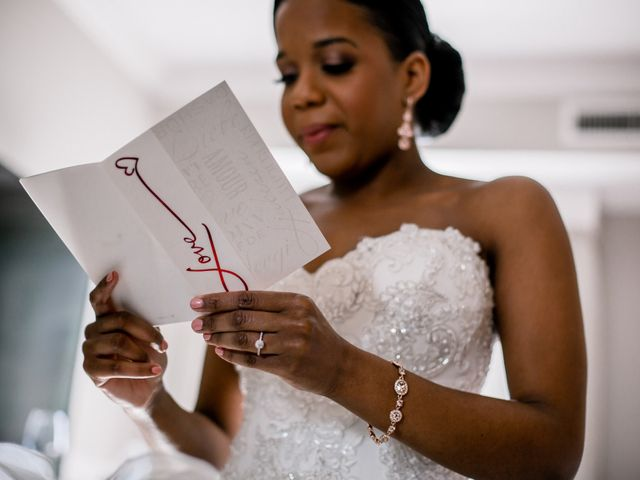 Placide and Ashley's Wedding in West Orange, New Jersey 53