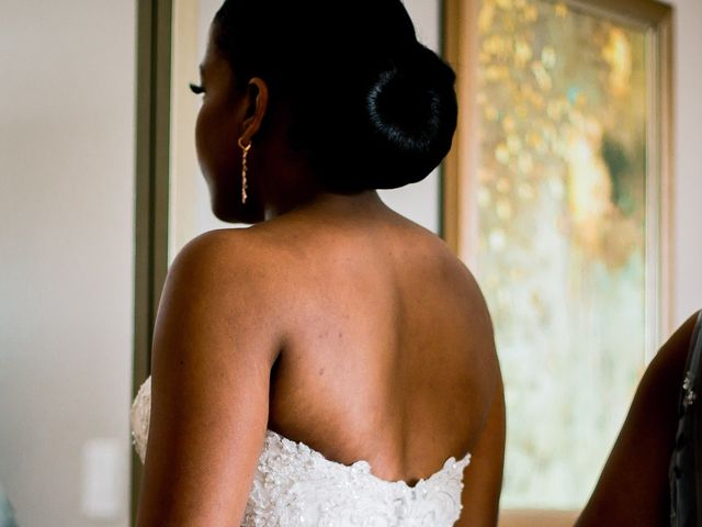 Placide and Ashley's Wedding in West Orange, New Jersey 59
