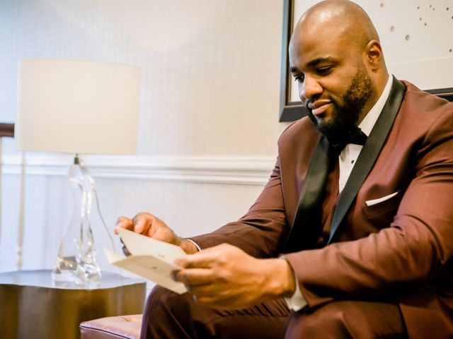 Placide and Ashley's Wedding in West Orange, New Jersey 60
