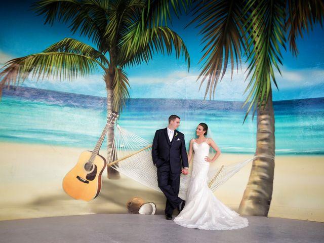 Henry and Ashlynn's Wedding in Hollywood, Florida 2