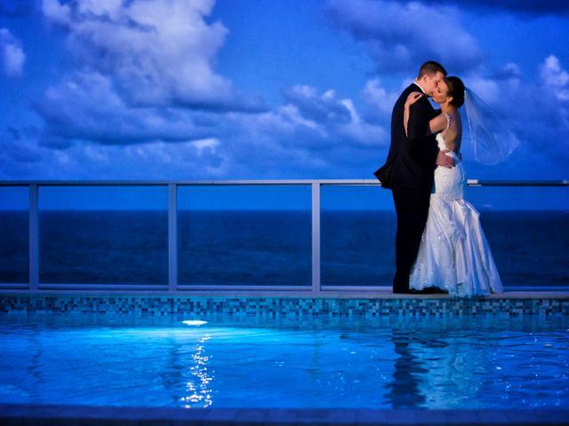 Henry and Ashlynn's Wedding in Hollywood, Florida 8