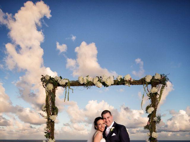 Henry and Ashlynn's Wedding in Hollywood, Florida 12
