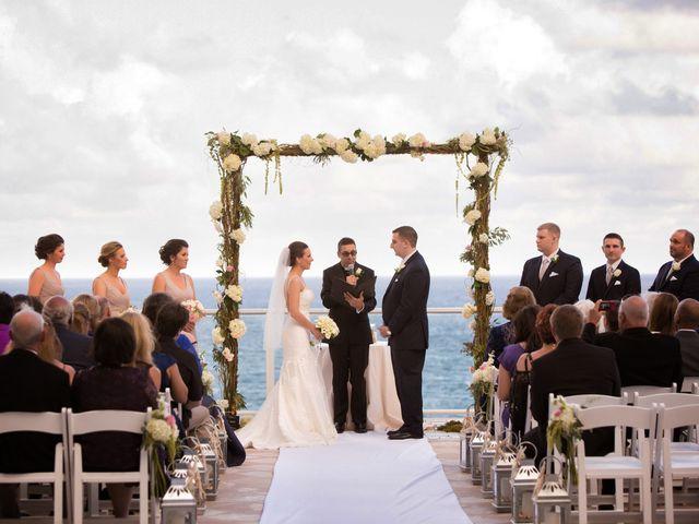 Henry and Ashlynn's Wedding in Hollywood, Florida 13