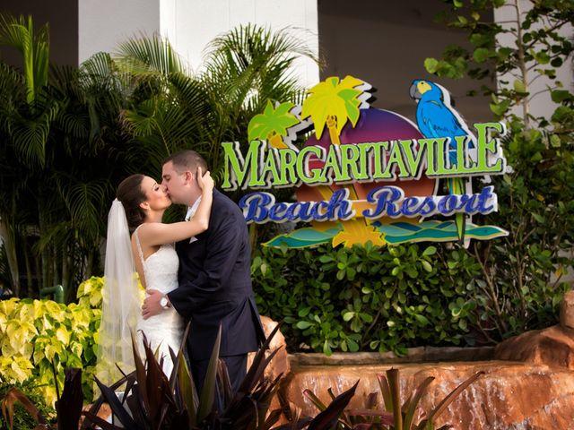 Henry and Ashlynn's Wedding in Hollywood, Florida 1