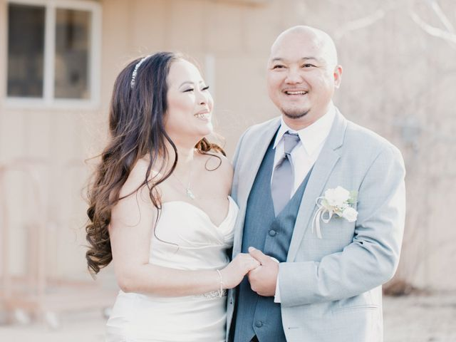 The wedding of Jennifer and Kao