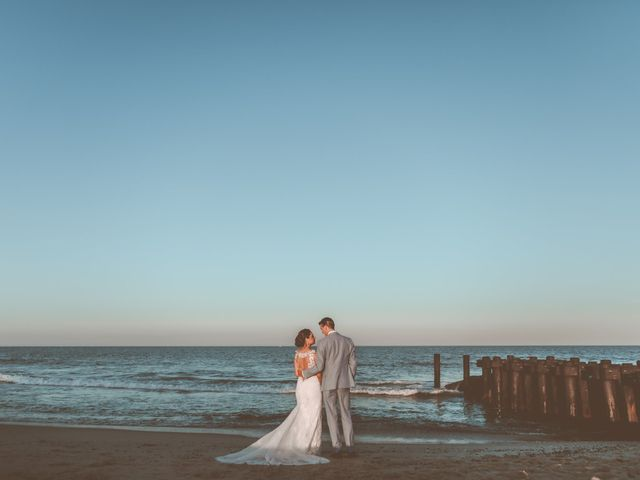 Kyle and Tiffany's Wedding in Long Branch, New Jersey 1
