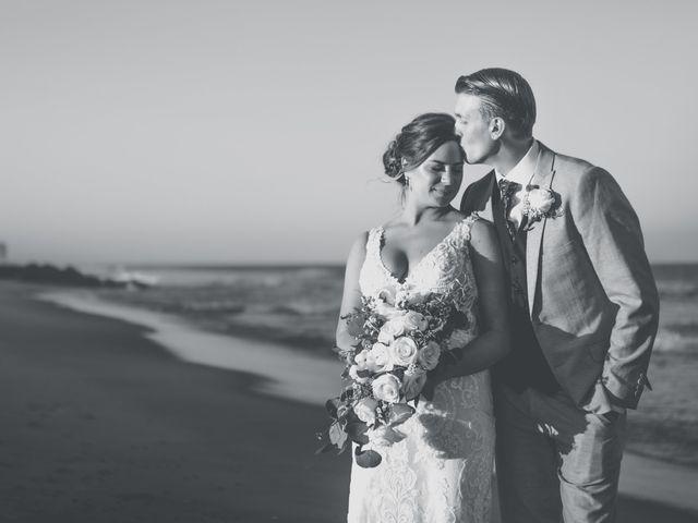 Kyle and Tiffany's Wedding in Long Branch, New Jersey 2