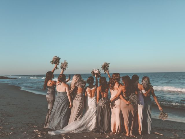 Kyle and Tiffany's Wedding in Long Branch, New Jersey 3