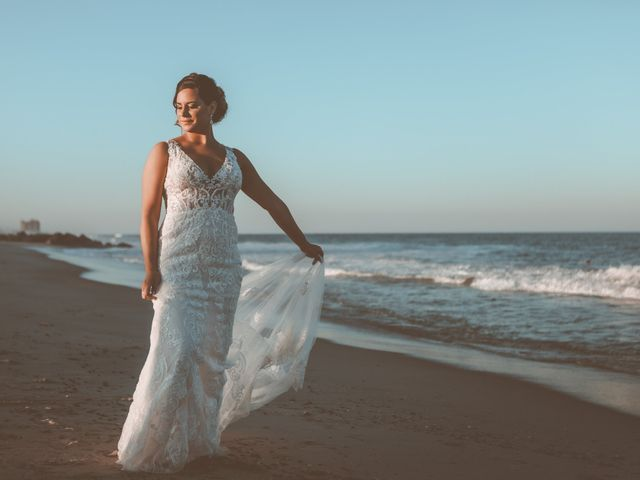 Kyle and Tiffany's Wedding in Long Branch, New Jersey 4