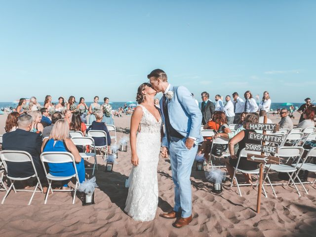 Kyle and Tiffany's Wedding in Long Branch, New Jersey 5