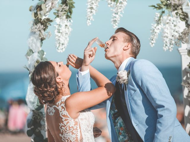 Kyle and Tiffany's Wedding in Long Branch, New Jersey 8
