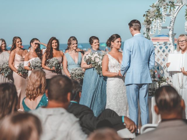 Kyle and Tiffany's Wedding in Long Branch, New Jersey 10