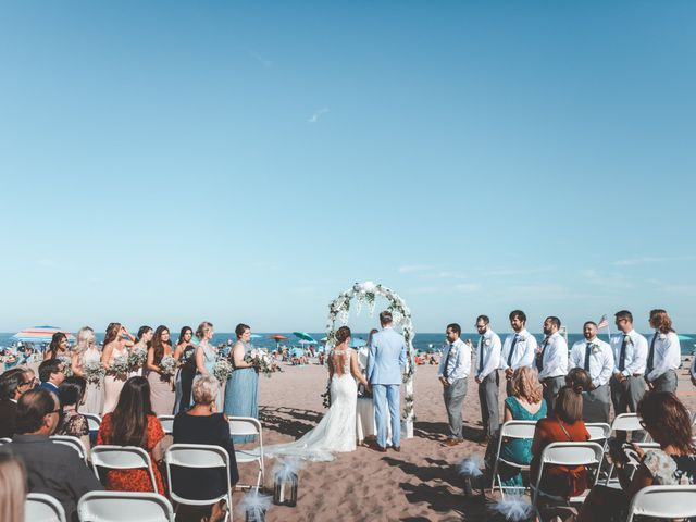 Kyle and Tiffany's Wedding in Long Branch, New Jersey 13