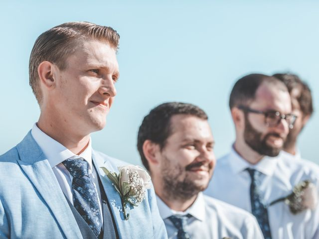 Kyle and Tiffany's Wedding in Long Branch, New Jersey 17