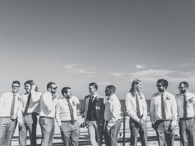 Kyle and Tiffany's Wedding in Long Branch, New Jersey 21