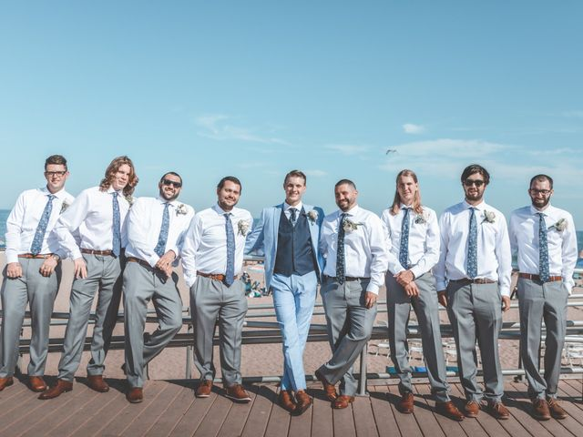 Kyle and Tiffany's Wedding in Long Branch, New Jersey 22