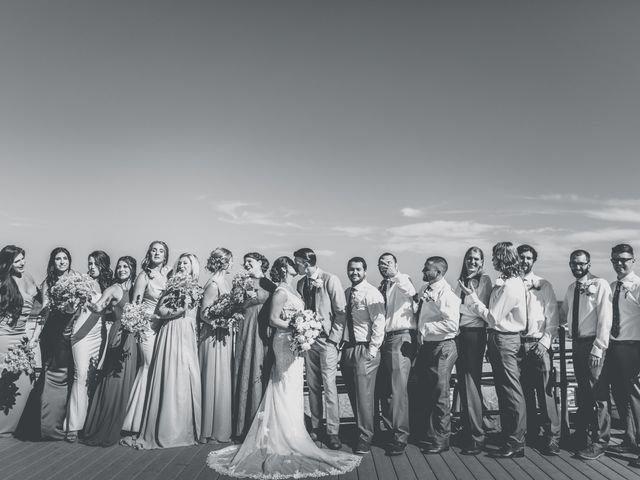 Kyle and Tiffany's Wedding in Long Branch, New Jersey 23