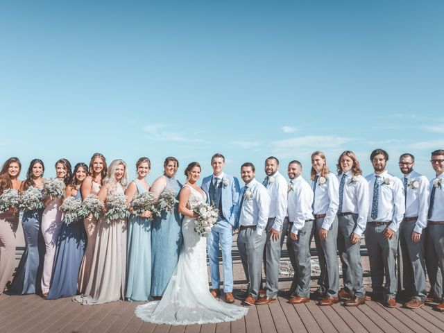 Kyle and Tiffany's Wedding in Long Branch, New Jersey 24