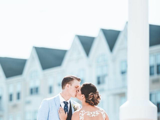 Kyle and Tiffany's Wedding in Long Branch, New Jersey 28