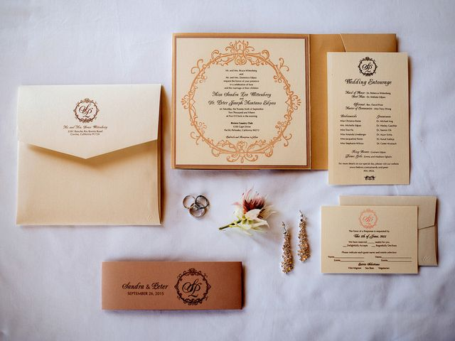 Sandra and Peter's Wedding in Pacific Palisades, California 1